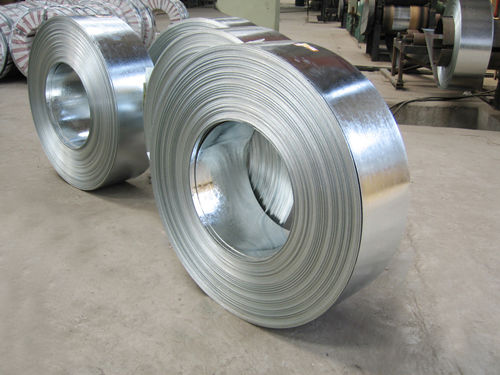 chromated / oiled G40 - G90, ASTM A653, JIS G3302 Hot Dipped Galvanized Steel Strip