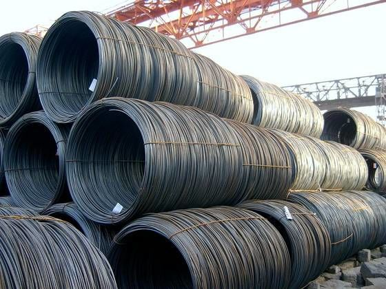 Gb T 701 Q235a Q235b Q235c Wire Rod Of Long Mild