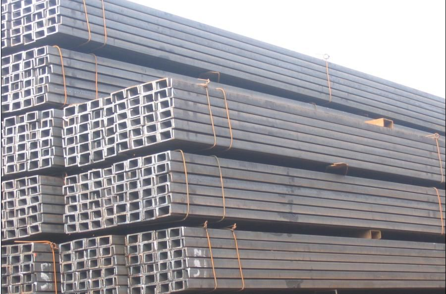 Customized Steel U Channel With Jis G3101 Ss400 Astm A36