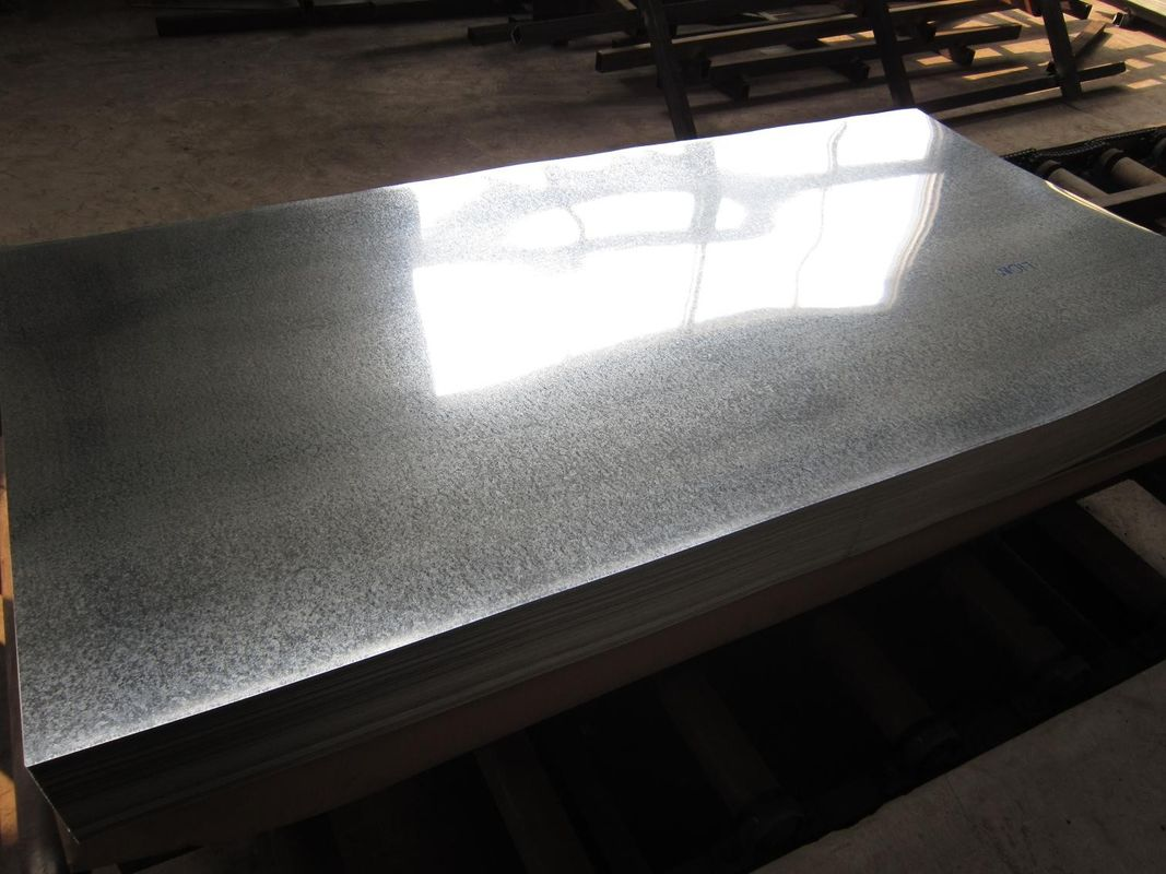 Hot Dipped Galvanized Steel Sheet Metal
