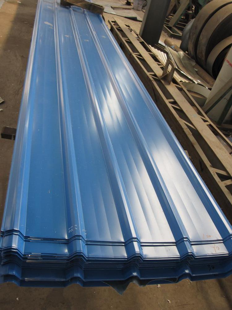 1500 - 3800mm Length JIS G3322 CGLCC, ASTM A792