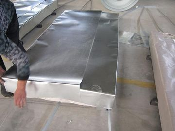 Passivated ( Chromated ) G30 Zinc Hot Dipped Galvanized Steel Sheet / Sheets