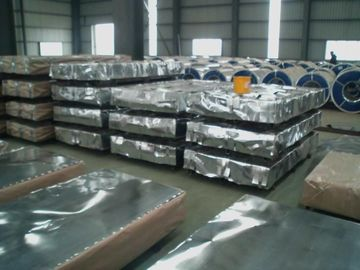 hot dipped JIS SGCC, SGCH, G550 steel Galvanized Corrugated Roofing Sheet / Sheets