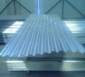 SGCC, SGCH, G550 JIS hot dipped Steel Galvanized Corrugated Roofing Sheet / sheets