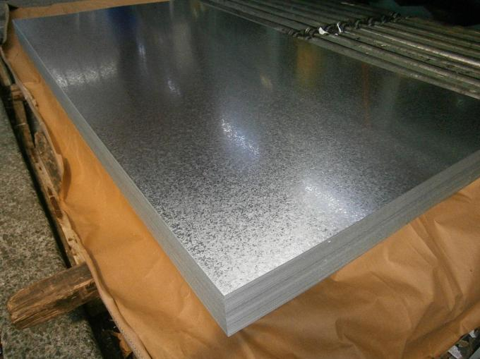 Anti Finger Oiled Passivated G40 G90 Zinc Hot Dipped